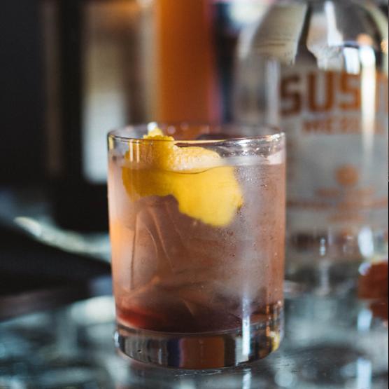 RECIPE SUSTO Old Fashioned