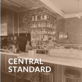 Central Standard bar interior
