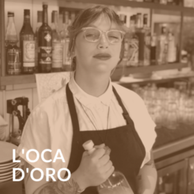 Chef at L'Oca D'Oro