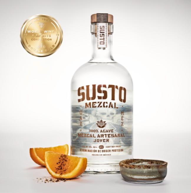 SUSTO bottle